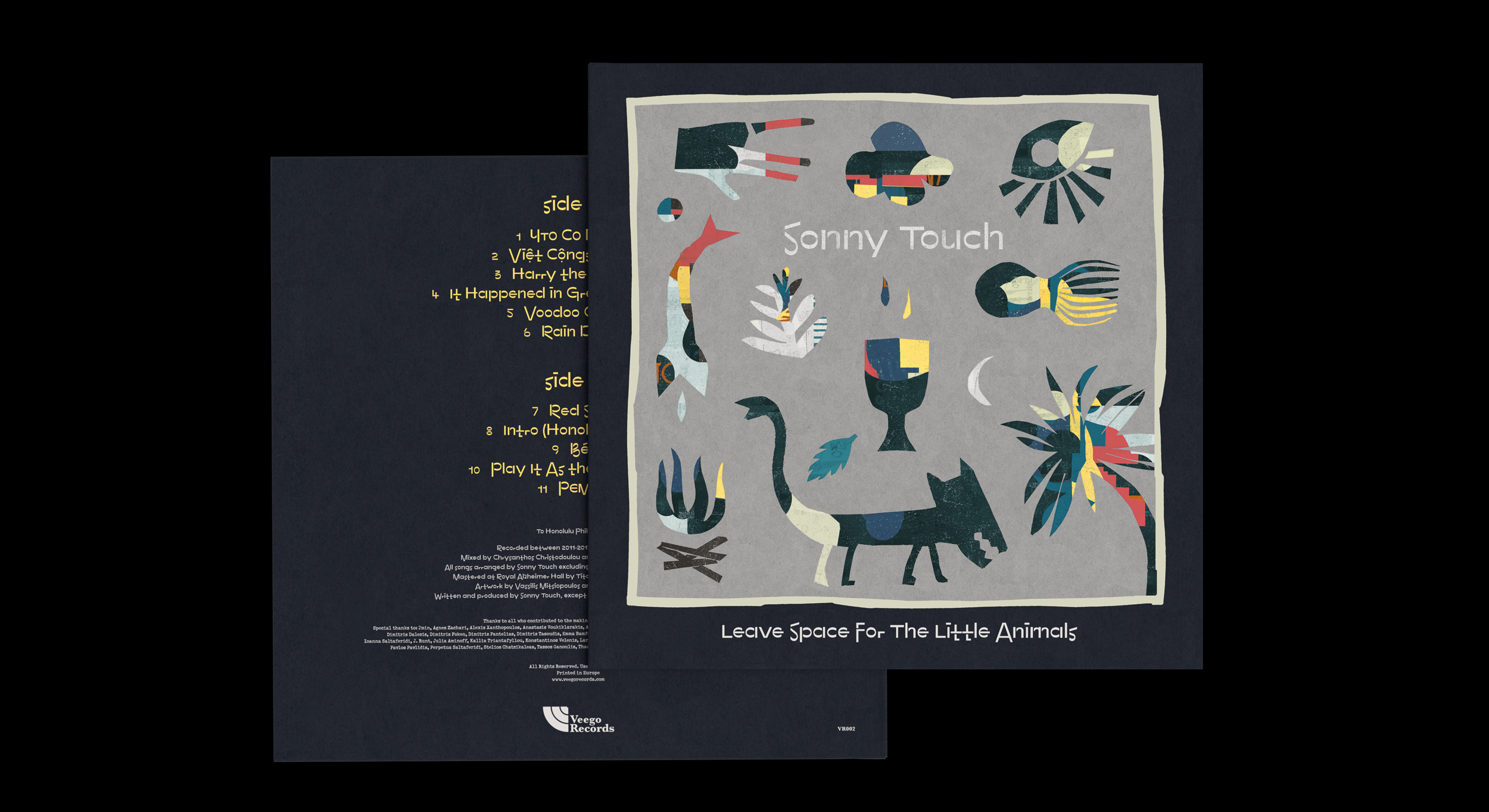Sonny Touch – Leave Space For The Little Animals